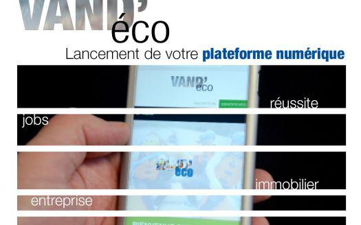 lancement officiel de la plateforme Vandeco